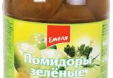Емеля Томаты зелёные бочковые (0,900)