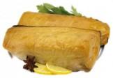 Филе копчёной масляной рыбы